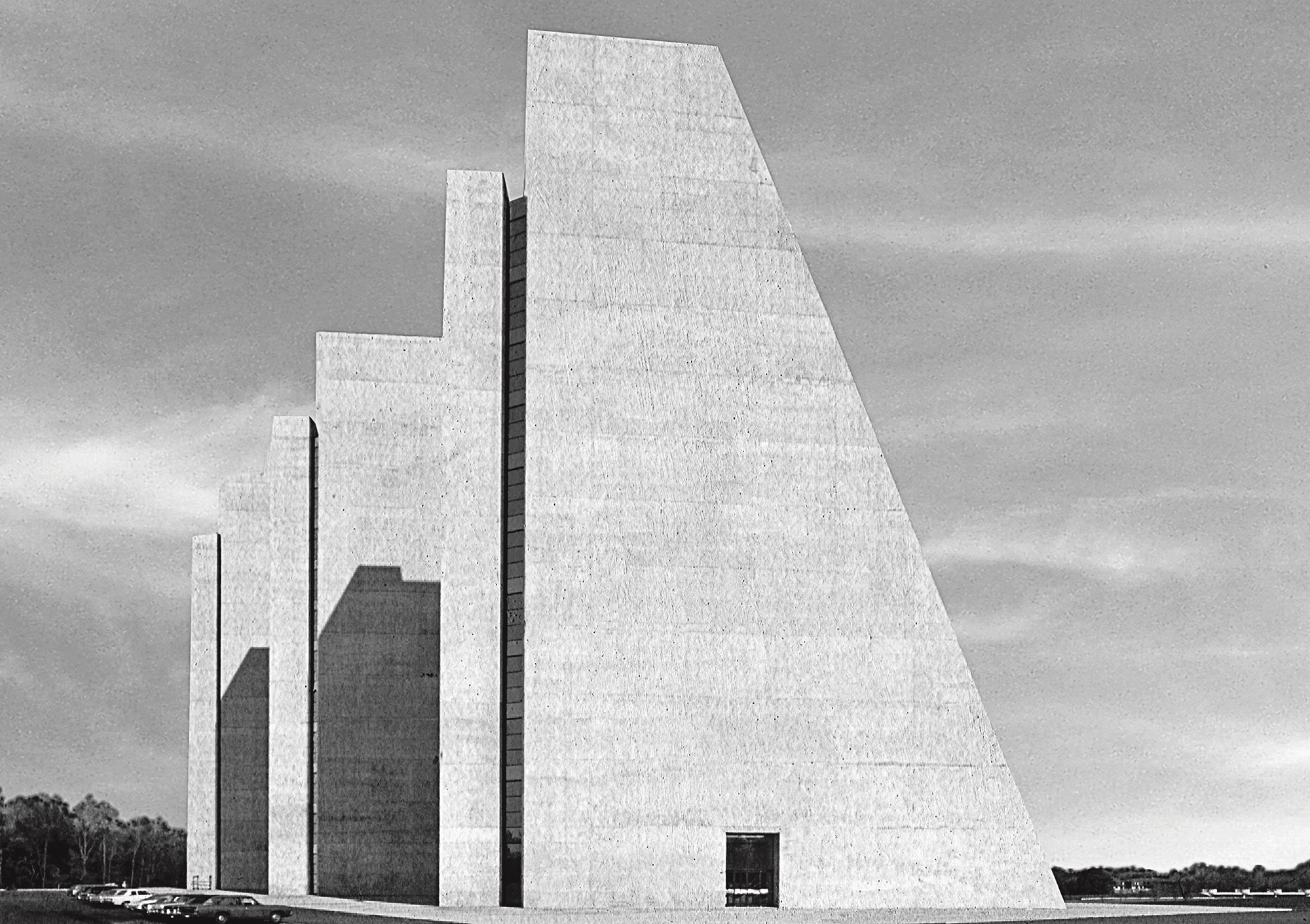 College Life Insurance Company of America headquarters, Atlas of Brutalist Architecture