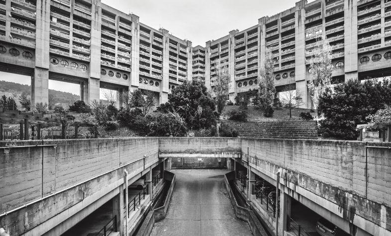 Rozzol Melara in Trieste, Italy, Atlas of Brutalist Architecture