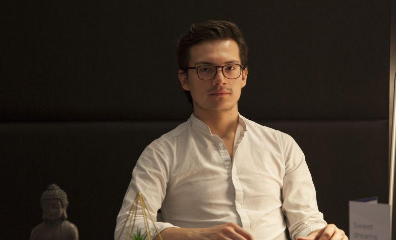Mauricio Villamizar, Co-founder, Pop & Rest
