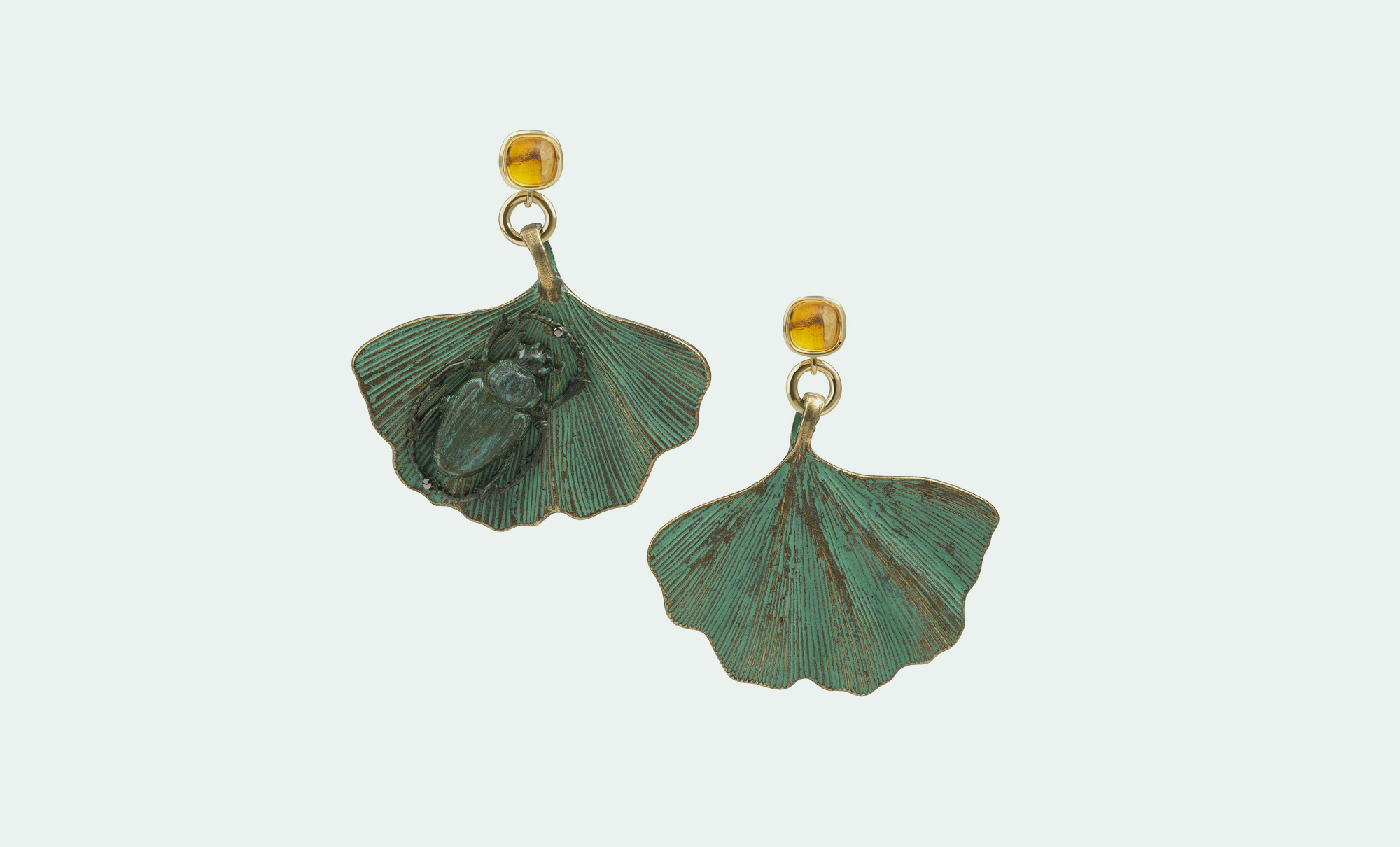 Tessa Packard's In the Greenhouse earrings