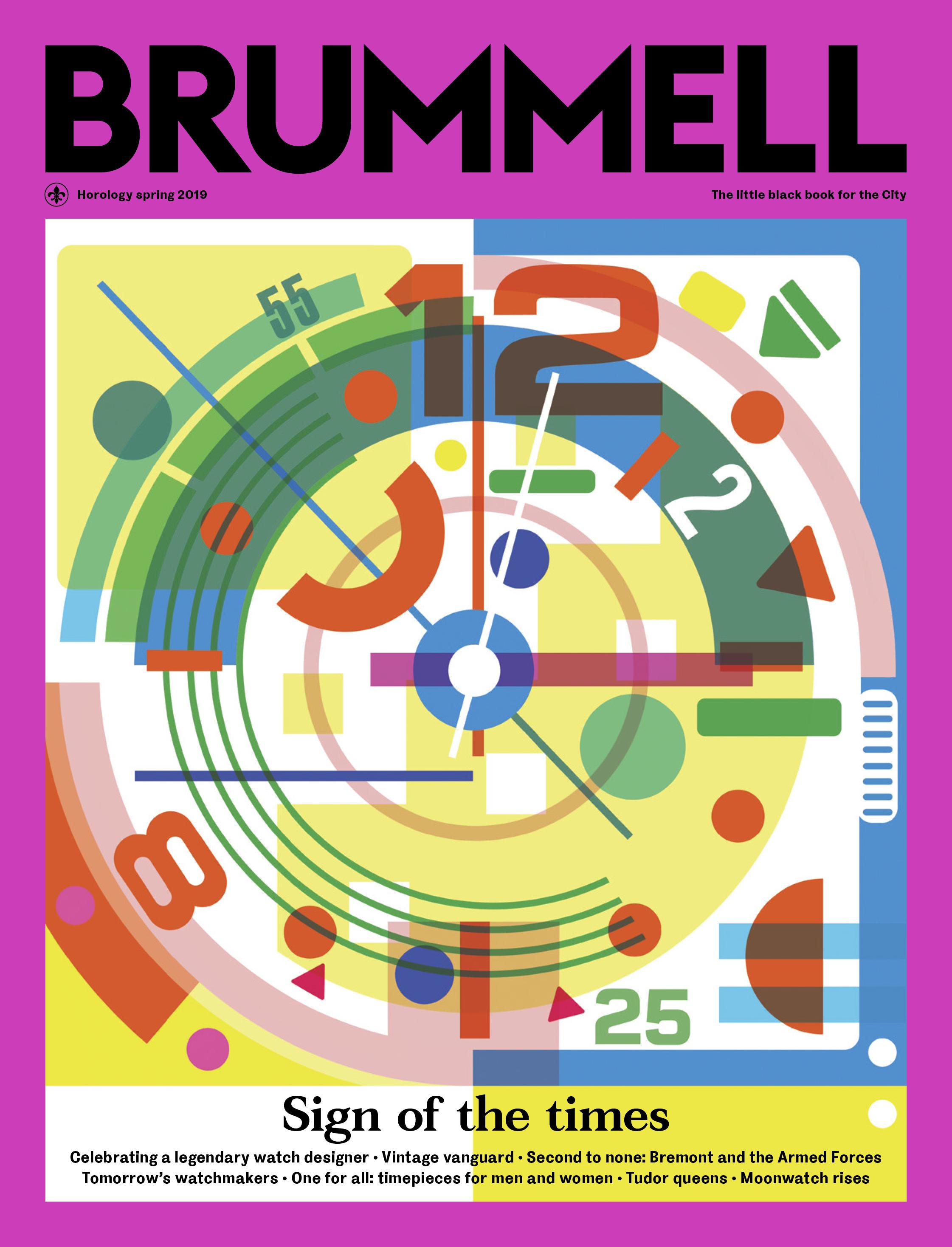 Brummell Horology Spring 2019