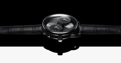 The out-of-this-world Hermès Arceau L'heure de la Lune watch