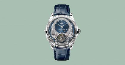Jaeger-LeCoultre's new Master Grande Tradition Gyrotourbillon Westminster Perpétuel watch