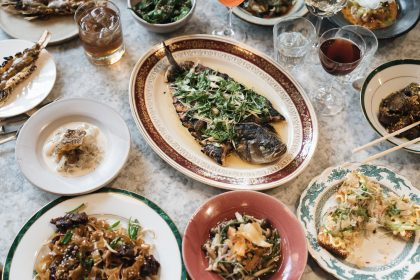 Pachamama East serves Chifa cuisine, a delicious combination of Chinese and Peruvian flavours