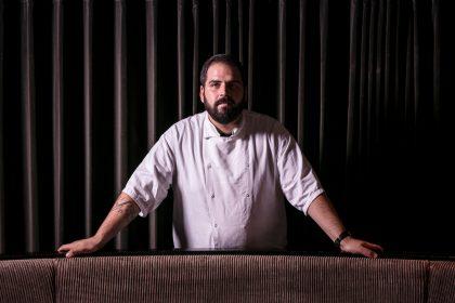 Nuno Goncalves, executive head chef of Quaglino's