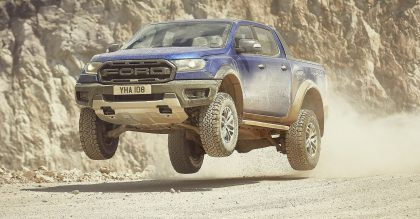 Ford F-150 pick-up truck