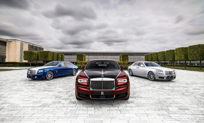 The new Rolls-Royce Zenith Collectors Edition
