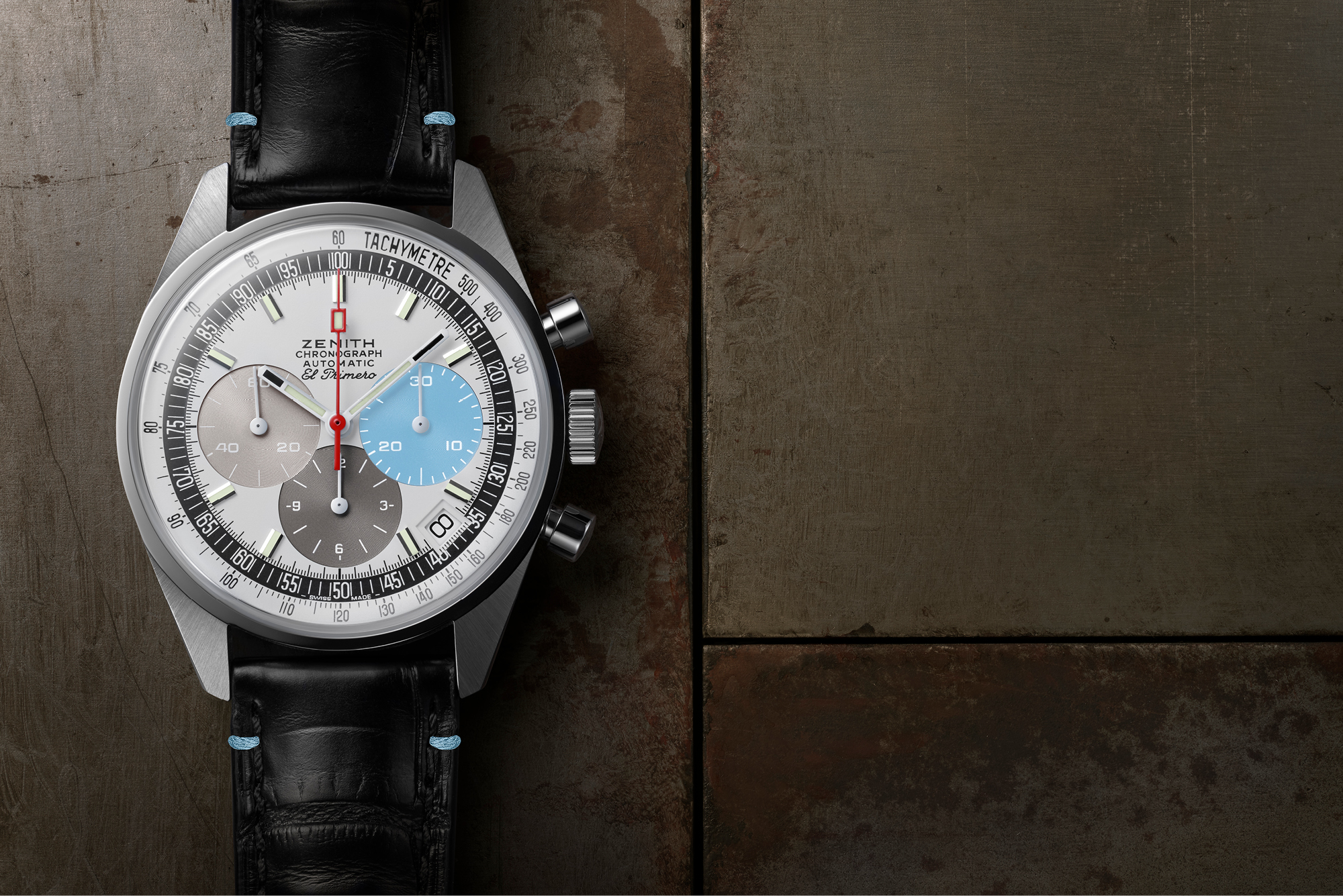 Zenith El Primero A386 Revival for Only Watch