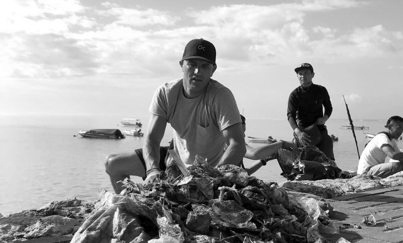 Breitling works with Ocean Conservancy and ethical clothing brand Outerknown