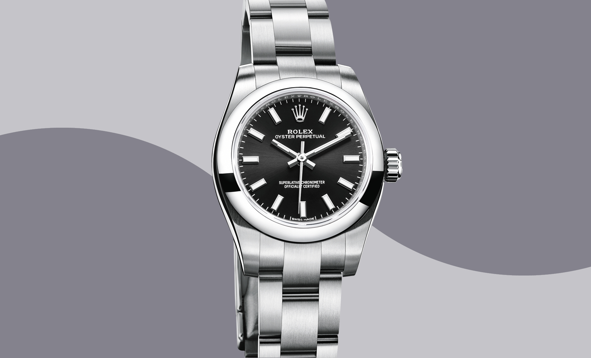 Oyster Perpetual, £3,700