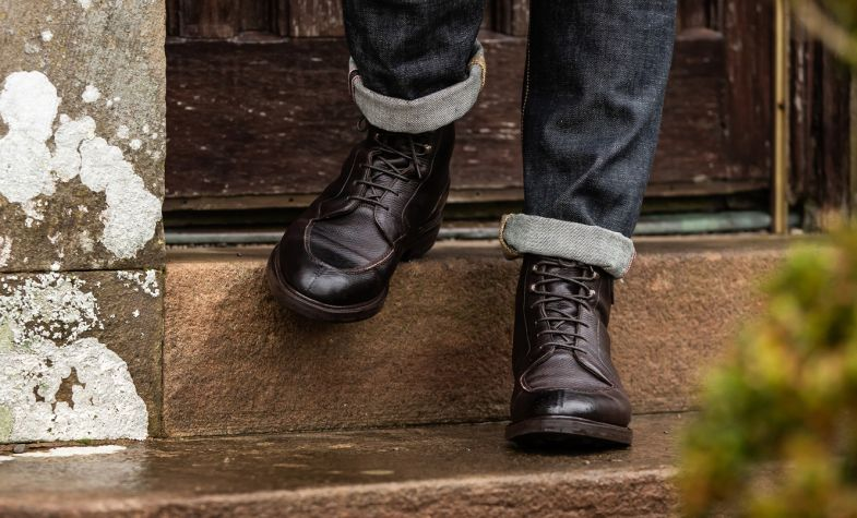 Edward Green's Cranleigh boots
