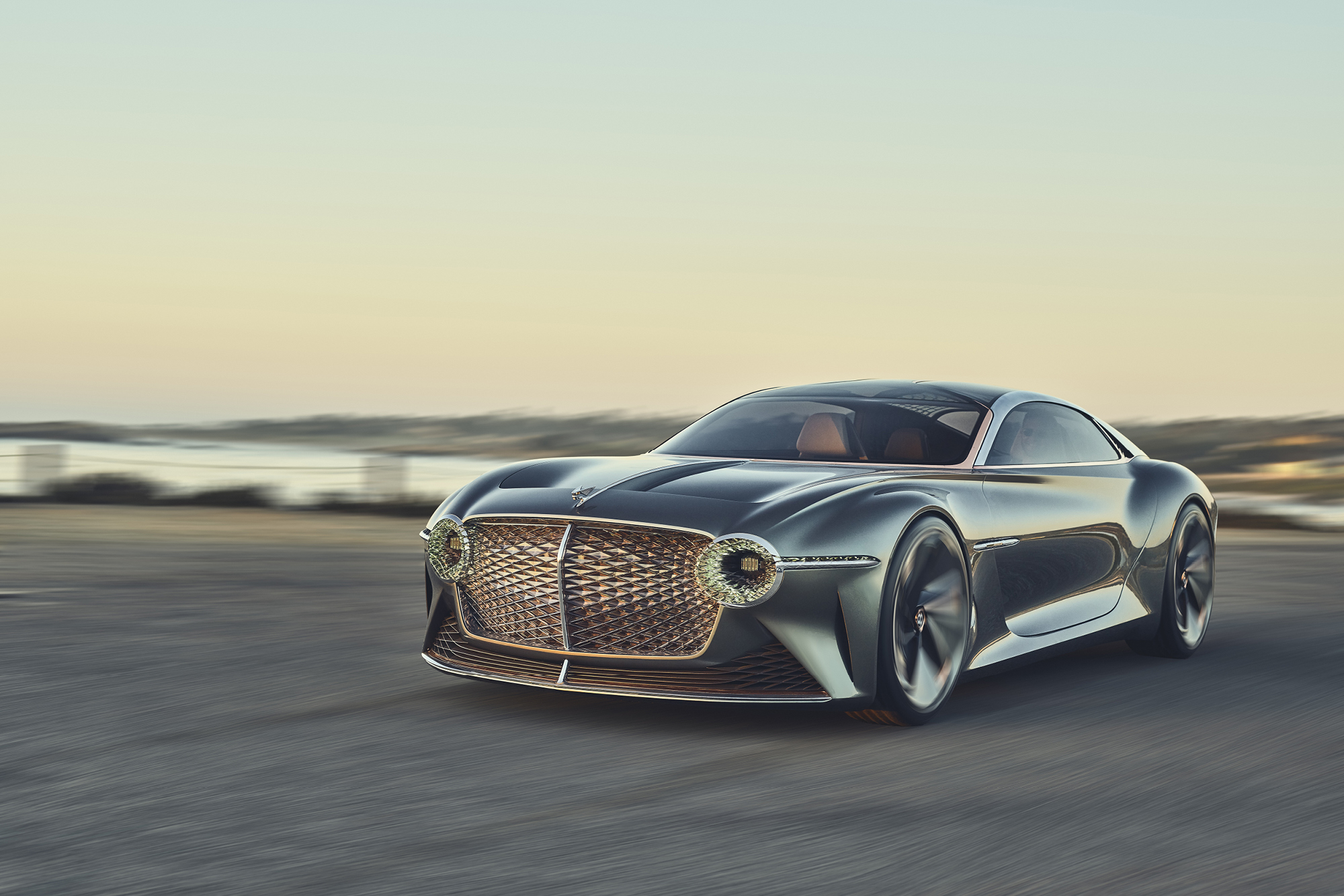 Bently, the future of car