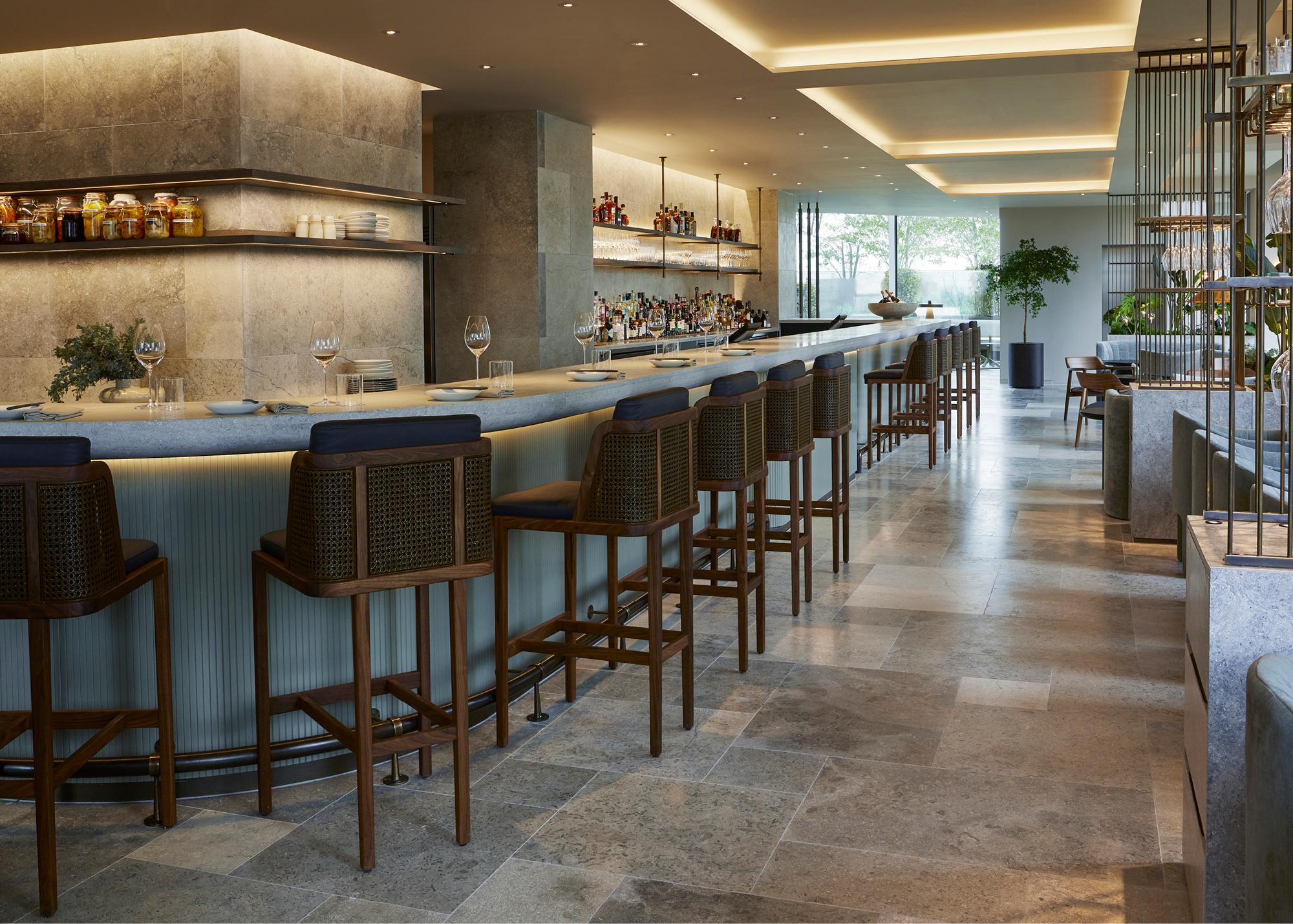 Wide Bar at Allegra