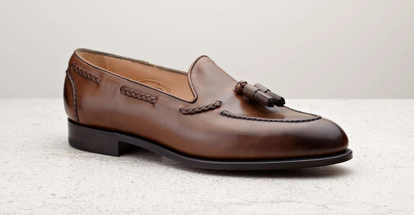 Edward Green Belgravia loafer