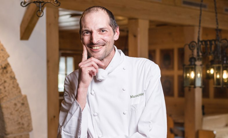 World-famous Gstaad chef Marcel Reist