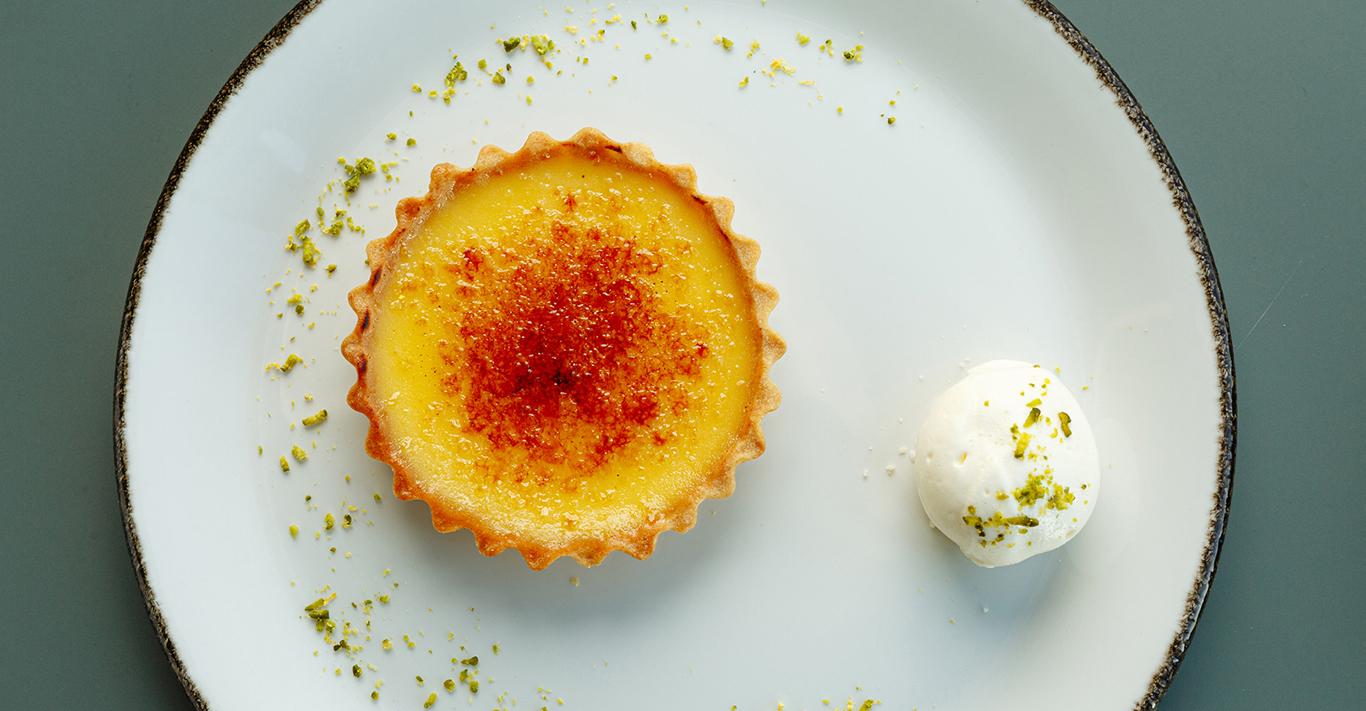 Mthr's lemon tart