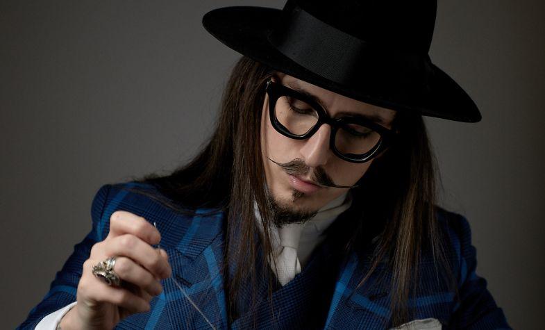 Joshua Kane, fashion designer and bespoke tailor