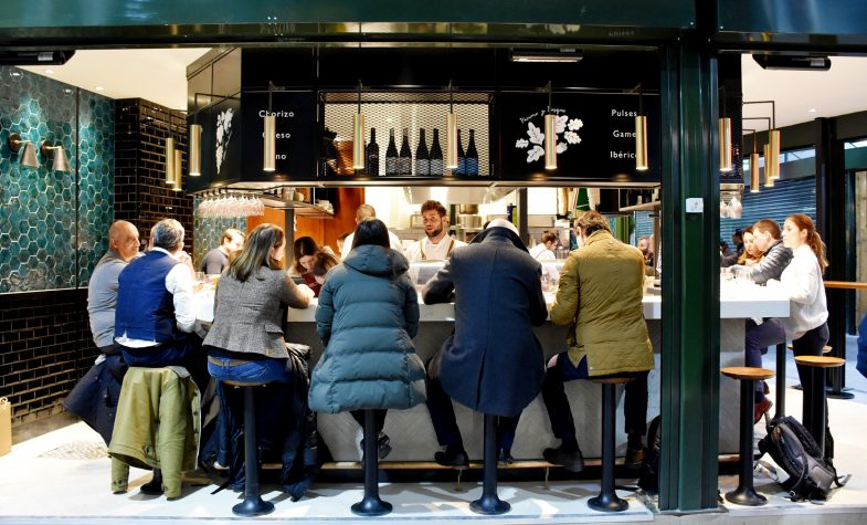 Brindisa Kitchen Bar at Borough Market