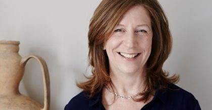 Monika Linton, the founder of Brindisa