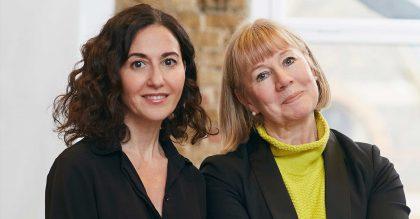 Positive Luxury co-founders Diana Verde Nieto and Karen Hanton MBE