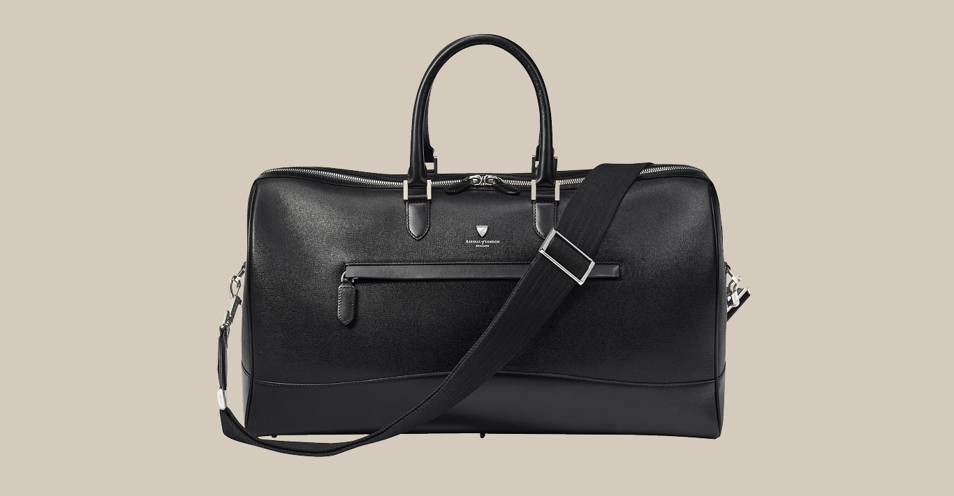 The Aspinal of London City Holdall