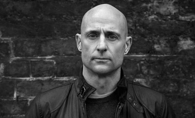 Actor Mark Strong features in season two of Belstaff podcast The Road Less Travelled