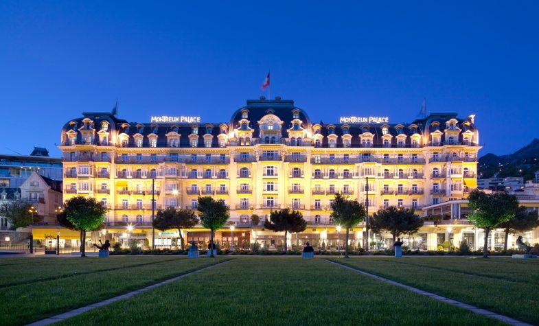 The Fairmont Montreux