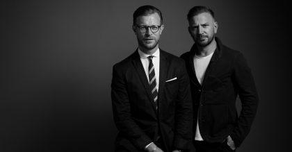 Saunders & Long founders