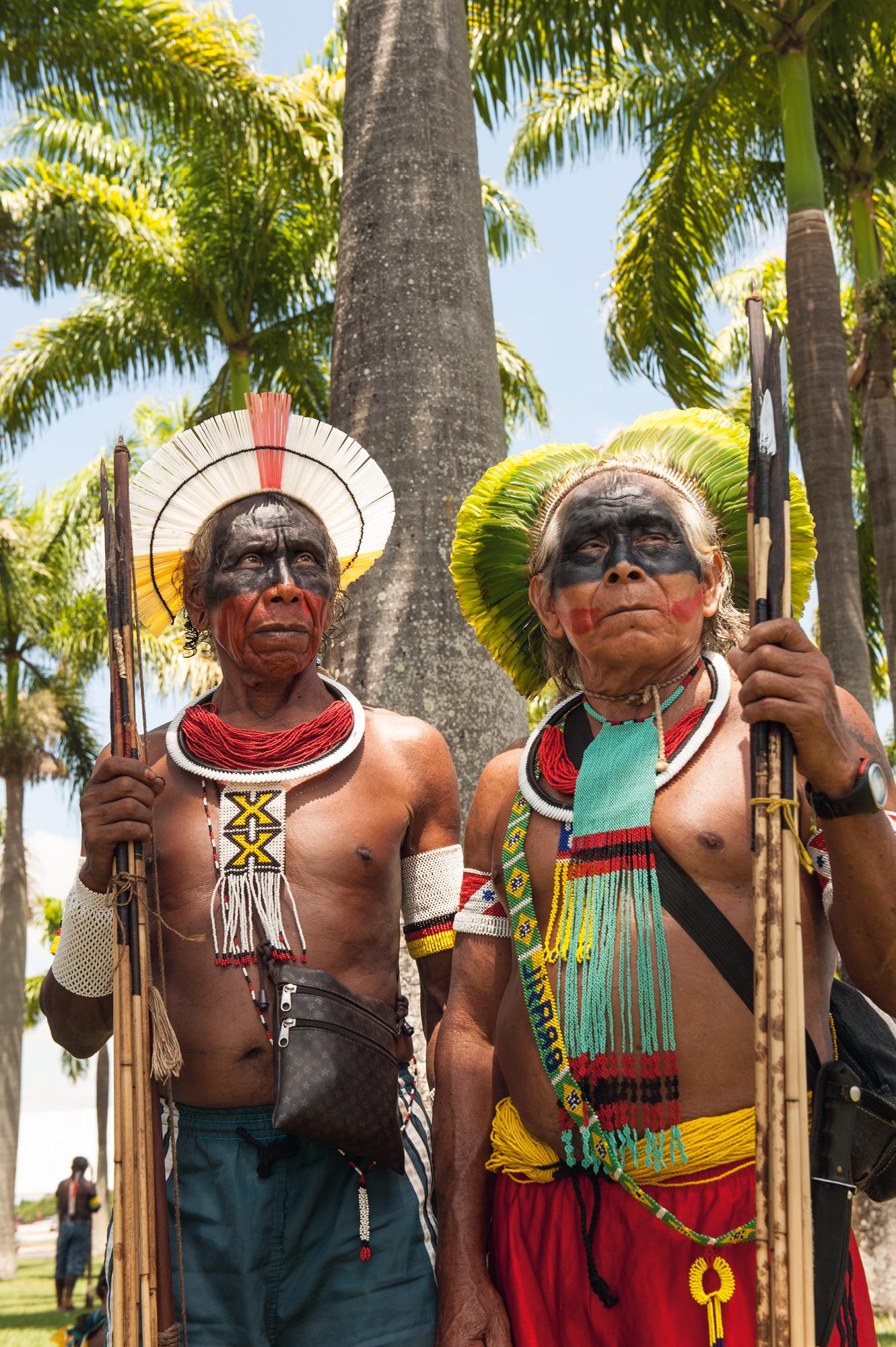 Tribal elders