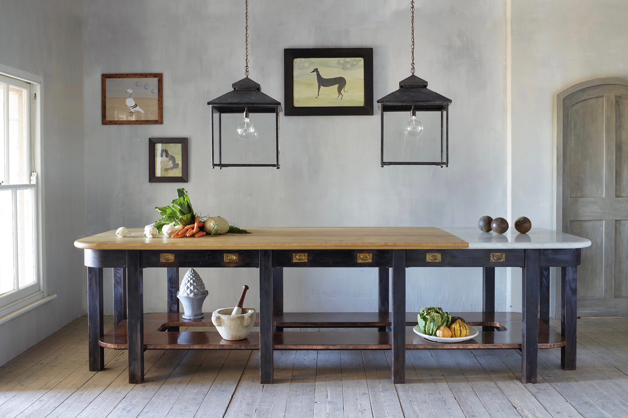 Matthew Cox designs bespoke furniture, handmade in England from natural and sustainable materials