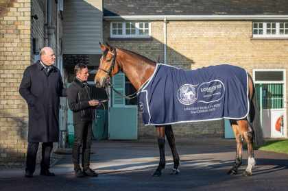 Racehorse trainer John Gosden and jockey Frankie Dettori explain what it takes to train and ride one of Longines' World's Best Racehorses