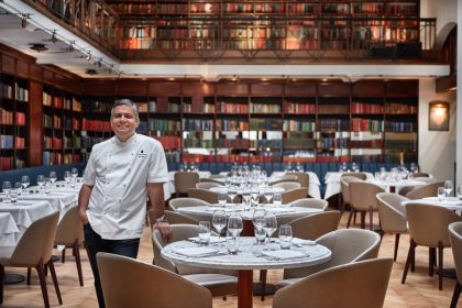 Chef Vivek Singh talks to Brummell about salt, cricket and Simon Rogan