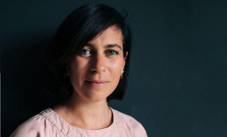 Director of London's new Design District, Helen Arvanitakis