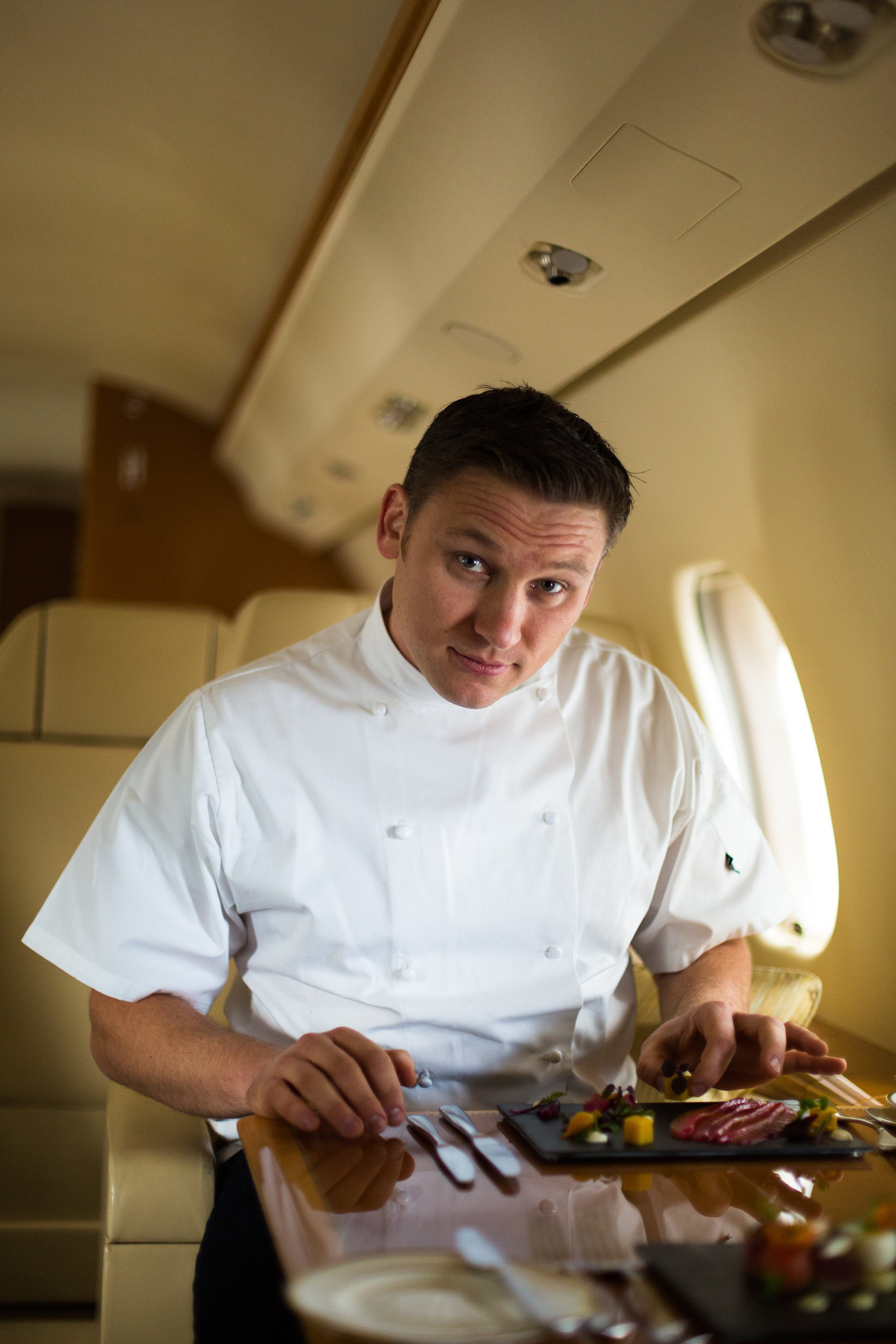 One Fine Dine is the entrepreneurial delivery service from Daniel Hulme who also runs high-end in-flight food service On Air Dining