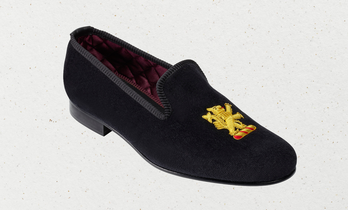 Regal slippers from Crockett &amp Jones