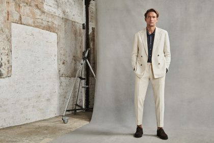Thom Sweeney has just launched its first ecommerce store