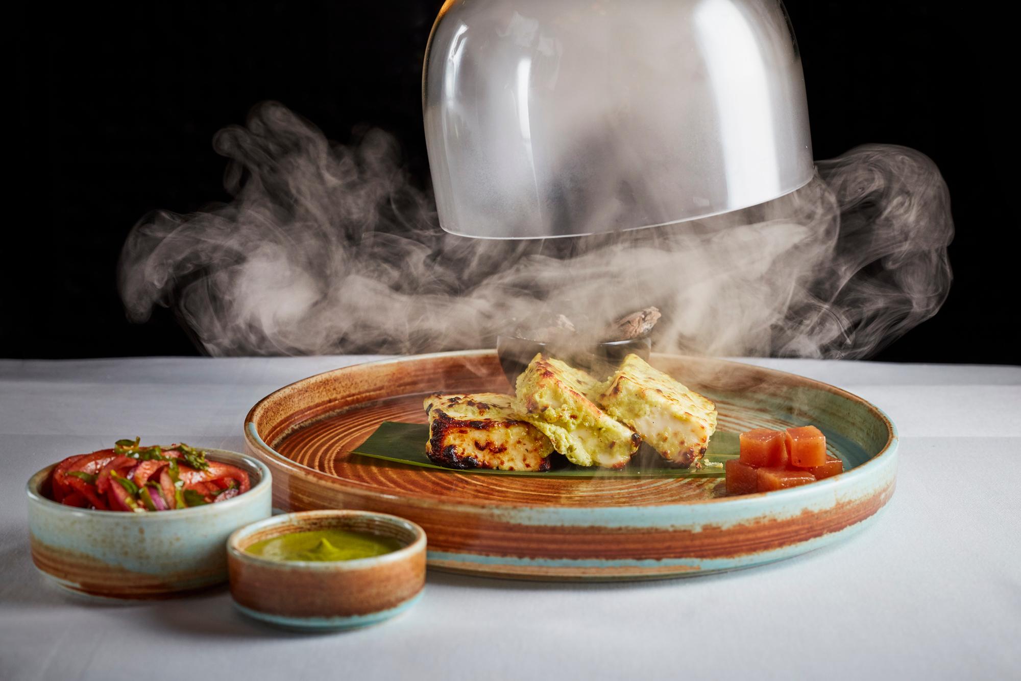 Award-winning Indian dining at Benares