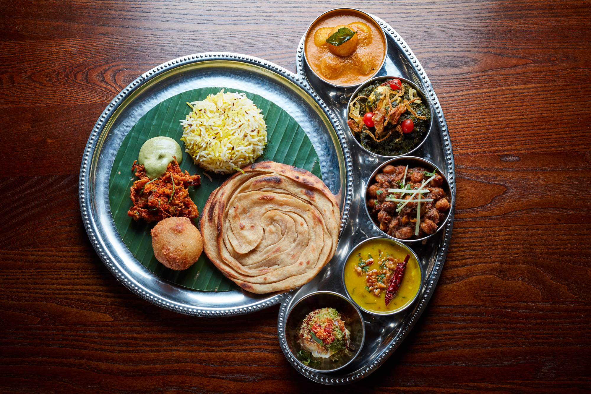 Benares@Home is delivering hot meals to the NHS as well as to your door