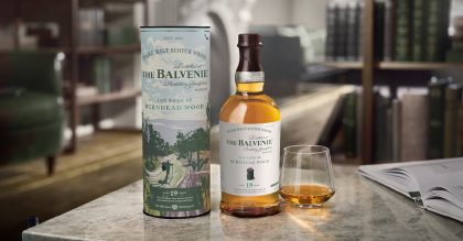 The Balvenie The Edge of Burnhead Wood 19-Year-Old is available now