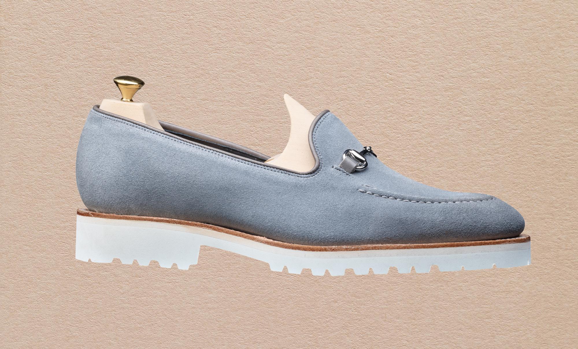 Crockett & Jones' Laura horsebit loafer