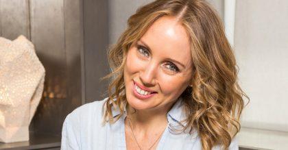 Skincare expert Lisa Franklin