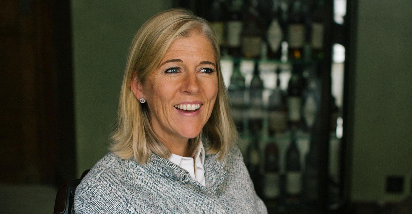 Lizzy Rudd, chairman of Berry Bros & Rudd