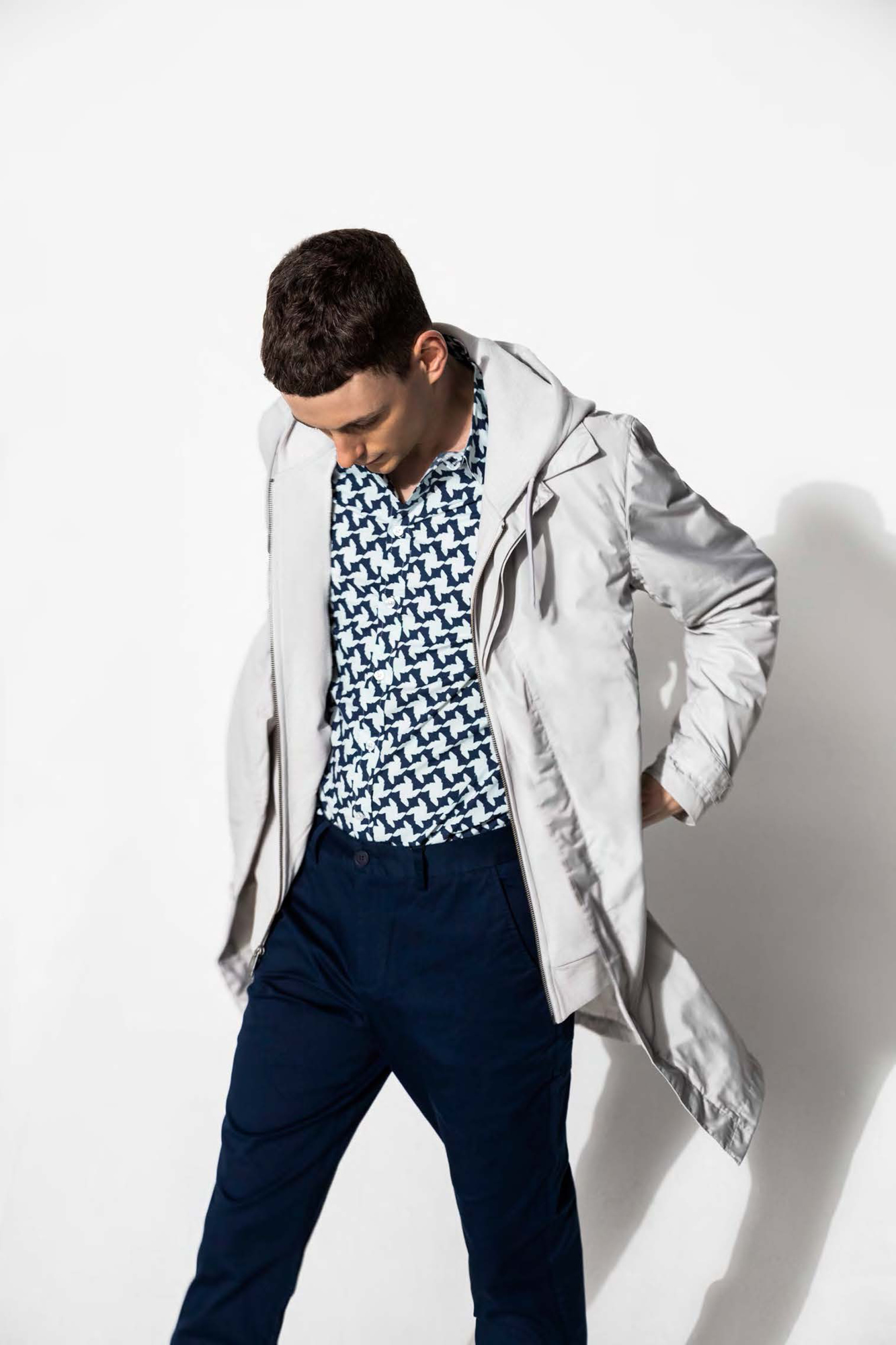 Smart casual from Richard James London