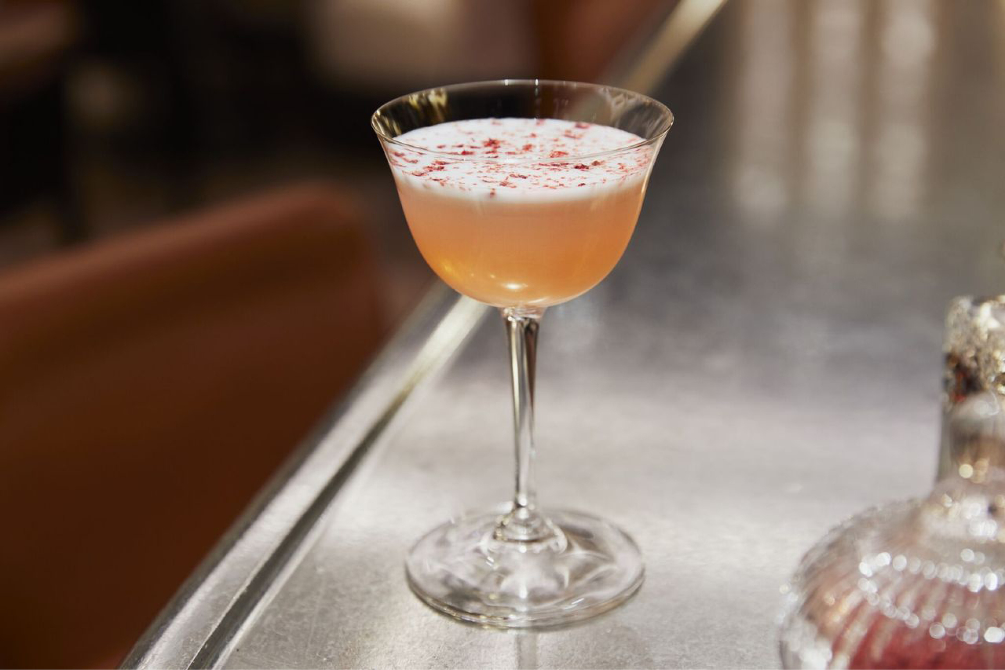 Mix up a Tangerine Tipple from The Dorchester Grill Bar this World Whisky Day