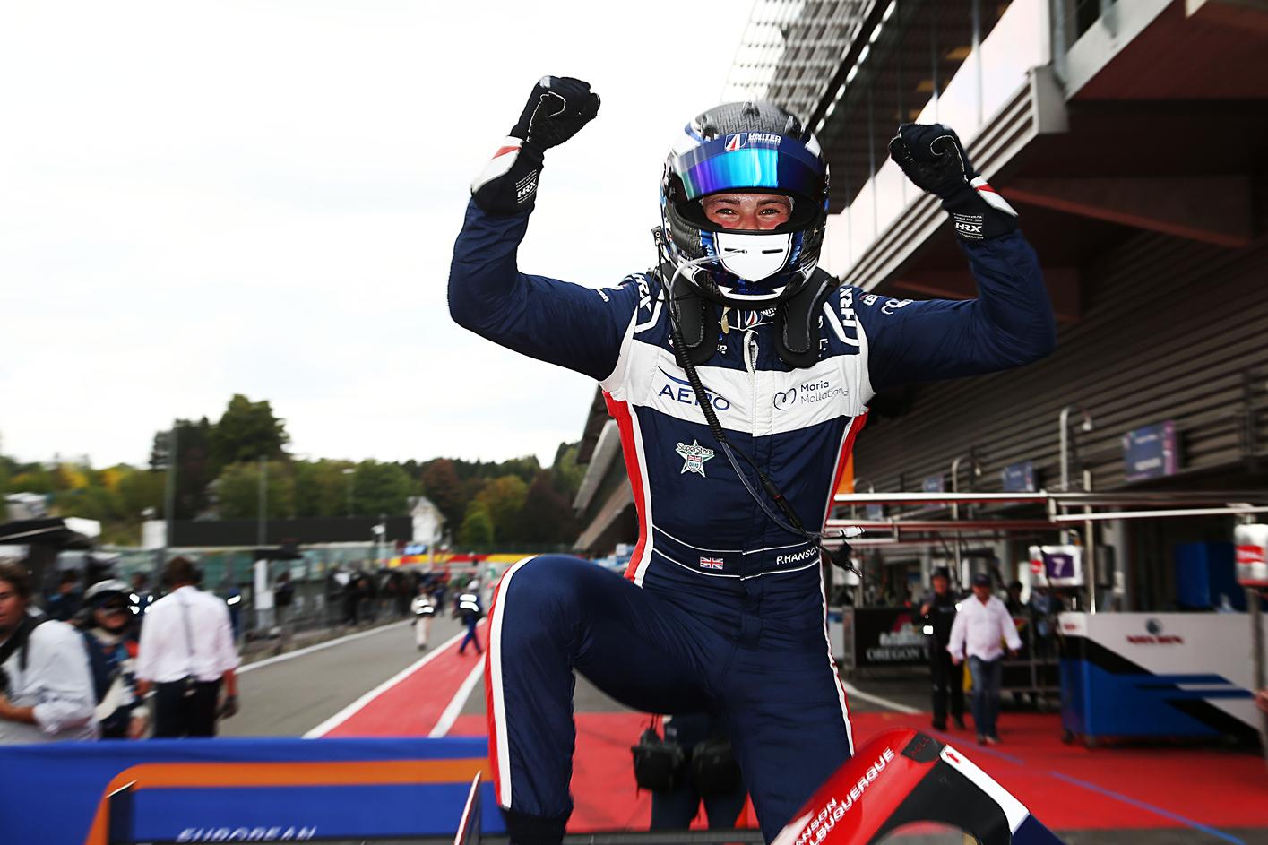 Record-breaking endurance driver, Philip Hanson