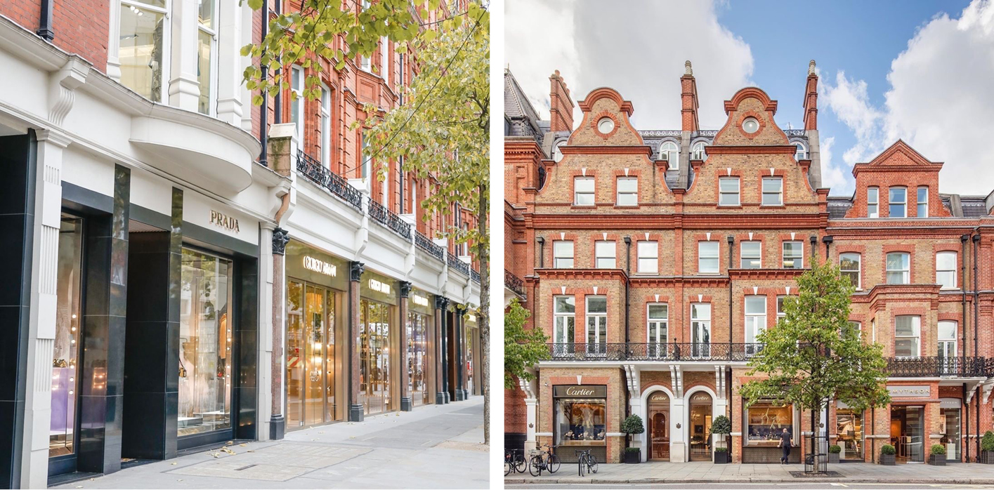 Sloane Street is the perfect destination for safe post-confinement luxury retail therapy