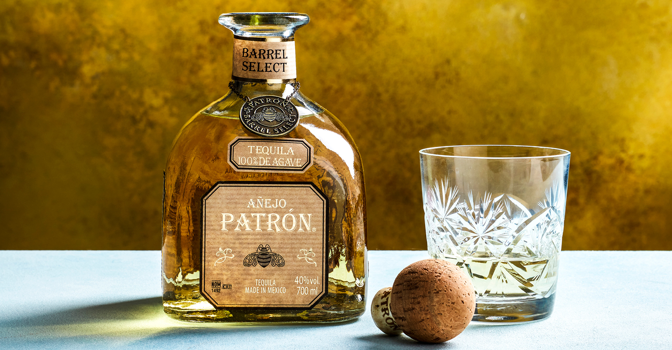 Fortnum's and Patrón Añejo tequila