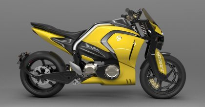 Giaguaro Limited Edition 2021 motorcycle