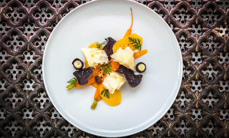 Anna Haugh's restaurant Myrtle serves dishes inspired by the chef's Irish heritage