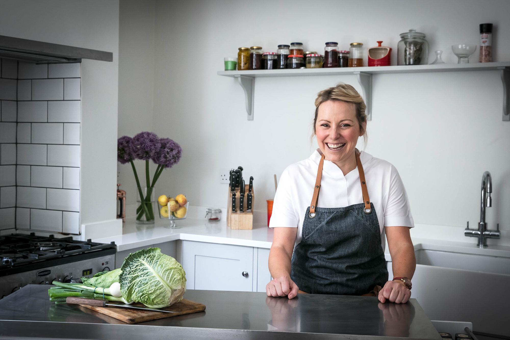 Chef Anna Haugh